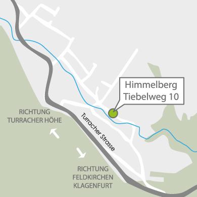 Zeilinger Himmelberg Privatstiftung: Die Anfahrt