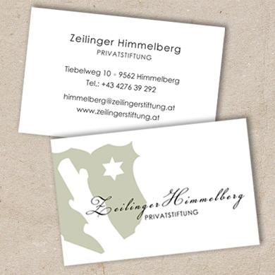Zeilinger Himmelberg Privatstiftung: Kontakt