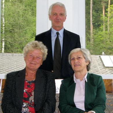 Zeilinger Himmelberg Privatstiftung: Der Stiftungsvorstand